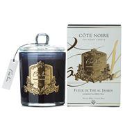 Cote Noire - Gold Jasmin Flower Tea Candle 450g