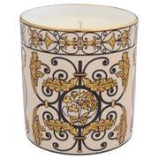 Halcyon Days - HPR Kensington Palace Gates Candle Orange