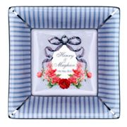Halcyon Days - Wedding Ribbons Square Tray