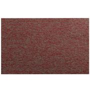Chilewich - Heathered Guava  Shag Indoor/ Out Mat  46x71cm