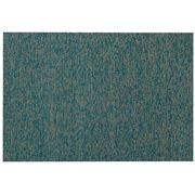 Chilewich - Heathered Aqua Shag In/Outdoor Mat 61x91cm