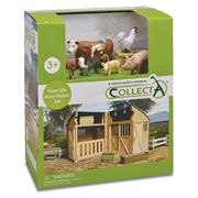 CollectA - Barn/Stable Set 12pce