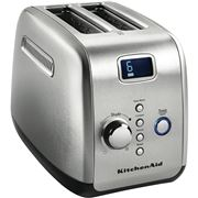 KitchenAid - Two Slice Toaster KMT223 Stainless Steel
