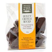 Whisk & Pin - Honey Crunch Rocks Dark Chocolate 180g