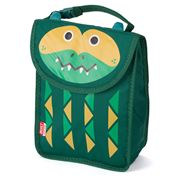 Built NY - Big Apple Buddies Yellow Alligator Lunch Sack