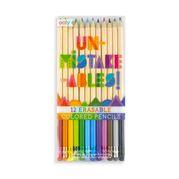 International Arrivals - Unmistakeables Erasable Pencils
