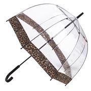 Clifton - Birdcage Umbrella Cheetah Print
