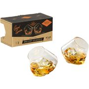 Gentlemen's Hardware - Rock & Roll Whisky Glass Set 2pce