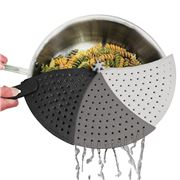 Fusionbrands - Spinout Strainer Grey
