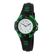 Cactus Watches - Bliss Black & Green Watch