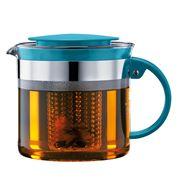 Bodum - Bistro Nouveau Teapot Petrol 1L