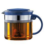 Bodum - Bistro Nouveau Teapot Denim 1L