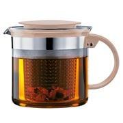 Bodum - Bistro Nouveau Teapot Pale Pebble 1.5L