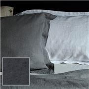 Bemboka - Charcoal Pure Linen King Sheet Set 4pce