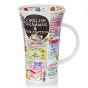 Dunoon - Glencoe English Grammar Mug