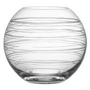 Orrefors - Graphic Bowl Vase 17.2cm