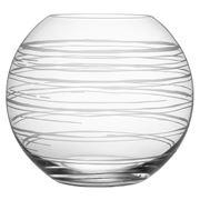 Orrefors - Graphic Vase Bowl 20.5cm