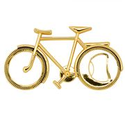 Thirstystone - Gold Tone Bicycle Bottle Opener