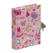 Book - Lock Up Diary Princess