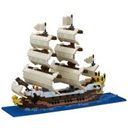 Nanoblocks - Sailing Ship Deluxe