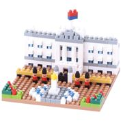 Nanoblocks - Buckingham Palace