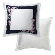 Wedgwood Home - Spring Blossom Navy European Pillow Case