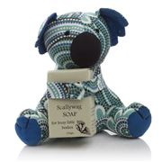 Thurlby - Blue Bush Baby Koala Handmade Soap
