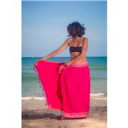 Simone et Georges - Sarong Kikoy Beach Towel Saint Laurent