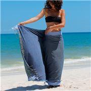 Simone et Georges - Sarong Kikoy Beach Towel Cuba Libre