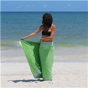 Simone et Georges - Sarong Kikoy Beach Towel Mojito