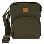 Bric's - X-Bag Men's Shoulder Bag Olive