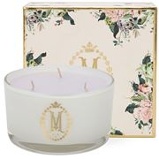Mor - Marshmallow Grand Deluxe Soy 3-Wick Candle 600g