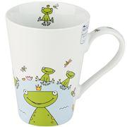 Konitz - Globetrotter Frog Mug