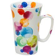 Konitz - Colorful Cast Bubbles Mega Mug