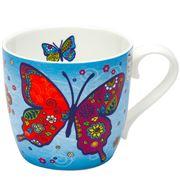 Konitz - Butterfly Blue Mug