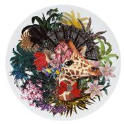 Christian Lacroix - Dofia Jirafa Charger Plate