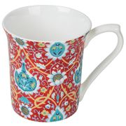 Queens - Classic Sian Red/Claret Mug