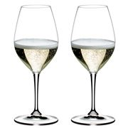 Riedel - Vinum Champagne Wine Glass Set 2pce