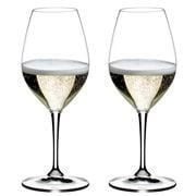 Riedel - Vinum Champagne Wine Glass Set 2pce