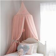 Alimrose - Pom Pom Canopy Blush