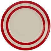 Cornishware - Red Breakfast Plate 22cm