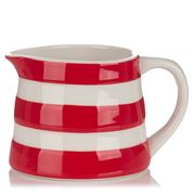 Cornishware - Red Dreadnought Jug 150ml