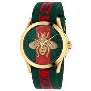 Gucci - Le Marché des Merveilles GRG & Bee Dial Watch 38mm