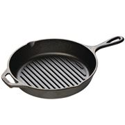 Lodge - Logic Cast Iron Grill Pan 25.4cm