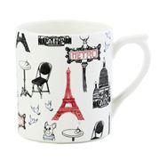 Gien - This is Paris Mug