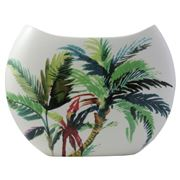 Gien - Jardins Extraordinaires Vegetal Halfmoon Vase Large