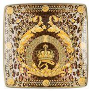 Rosenthal - Versace Tribute Wild Baroque Square Dish 12cm