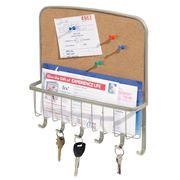 InterDesign - Mail Center with Cork Board