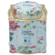 English Tea Shop - Floral Caddy Organic Earl Grey Tea 85g