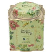 English Tea Shop - Floral Caddy Organic Green Tea 85g